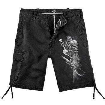 spodnie krótkie STRAPPED vintage
