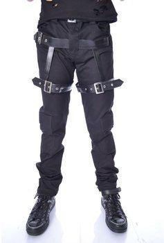 spodnie męskie CHEMICAL BLACK - NEO