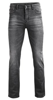 spodnie męskie ROVER, denim black, slim