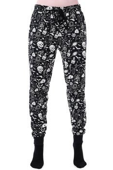 spodnie piżamowe KILL STAR - DARK SLUMBER