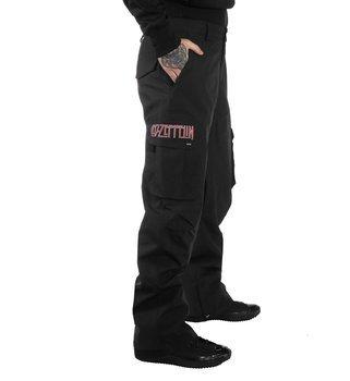 spodnie snowboardowe LED ZEPPELIN, techniczne