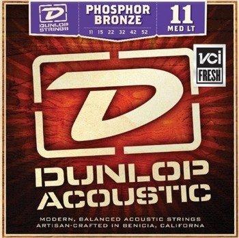 struny do gitary akustycznej JIM DUNLOP - PHOSPHOR BRONZE DAP1152 /011-052/