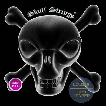 struny do gitary basowej 5str. Skull Strings BASS Line B5 /045-135/