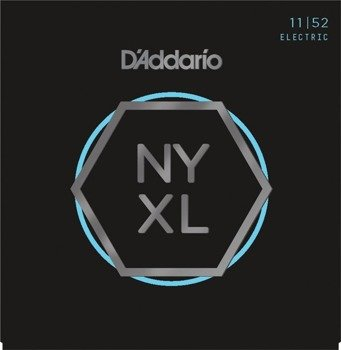 struny do gitary elektrycznej D'ADDARIO NYXL1152 Medium Top/Heavy Bottom /011-052