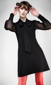 sukienka DISTURBIA - SCARLET