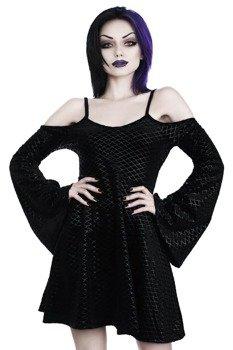 sukienka KILL STAR - BLACK SEA