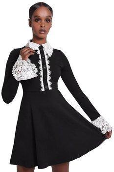 sukienka KILL STAR - BLESSED BE (black)