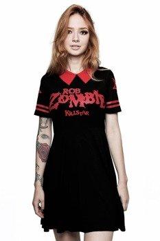 sukienka KILL STAR - ROB ZOMBIE, DEAD CITY