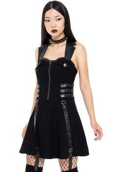 sukienka KILLSTAR - PSY-OPS (BLACK)