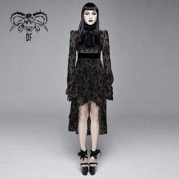 sukienka PUNK RAVE - FLORAL