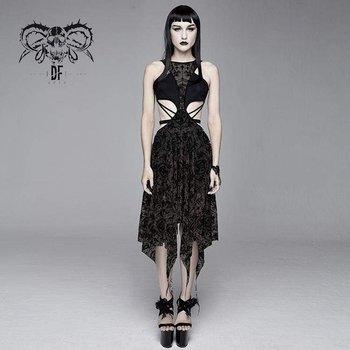 sukienka PUNK RAVE - GOTHIC