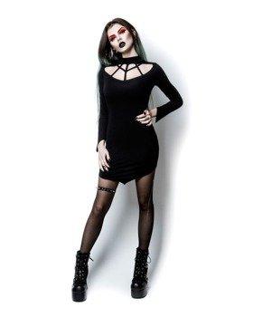 sukienka ROGUE - ARACHNID DOLL