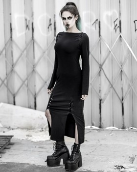 sukienka ROGUE - ORACLE
