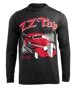 sweter ZZ TOP - ELIMINATOR