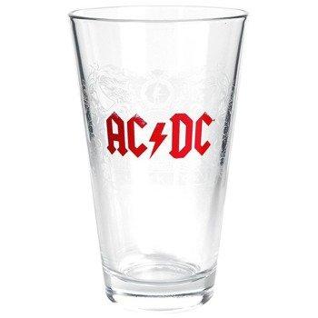 szklanka AC/DC - LOGO