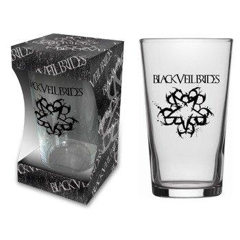 szklanka do piwa BLACK VEIL BRIDES - LOGO