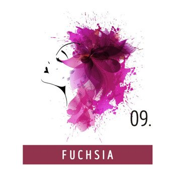 toner do włosów FUNKY COLOR - FUCHSIA [09]