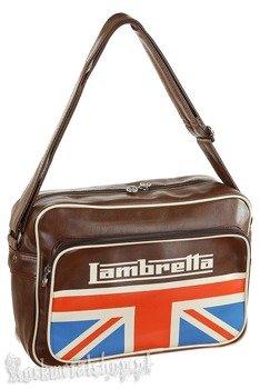 torba LAMBRETTA (BROWN)