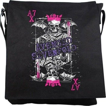 torba na ramię AVENGED SEVENFOLD - KING ON BLACK