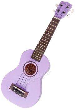 ukulele sopranowe CHATEAU U1100LP PURPLE