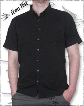 workshirt  IRON FIST - DEALER (Black)