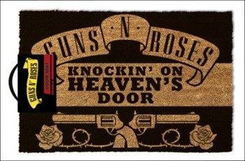 wycieraczka GUNS N'ROSES - KNOCKIN ON HEAVENS DOOR