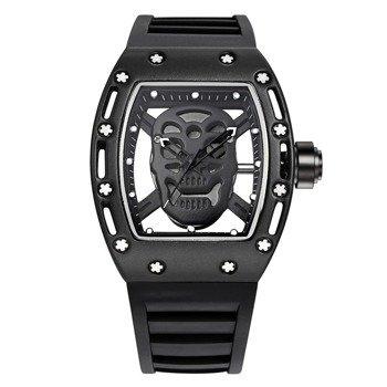 zegarek BLACK SKULL BLACK