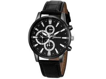 zegarek MILITARY ARMY BLACK