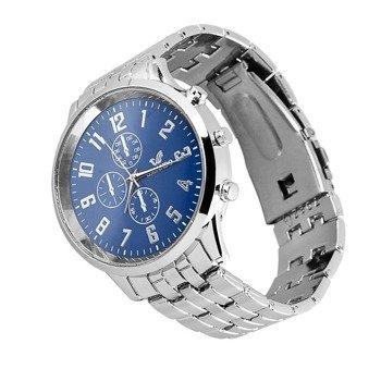 zegarek ORLANDO SILVER BLUE