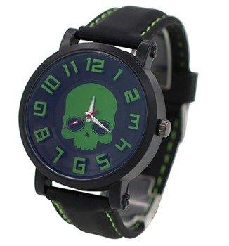 zegarek SKULL GREEN