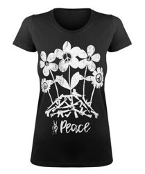 bluzka damska PEACE