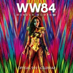 kalendarz WONDER WOMAN 2021