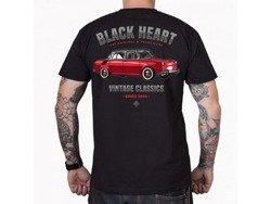 koszulka BLACK HEART - MB