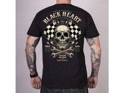 koszulka BLACK HEART - STARTER