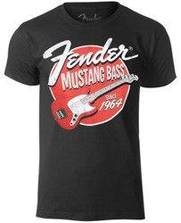 koszulka FENDER - MUSTANG BASS