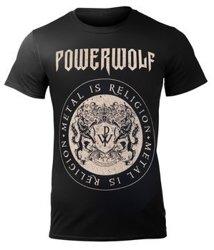 koszulka POWERWOLF - CREST CIRCLE