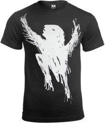 koszulka STRACHY NA LACHY - PIŁA TANGO black