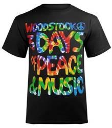 koszulka WOODSTOCK