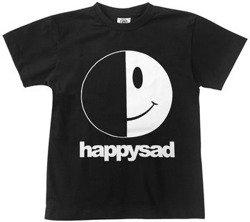 koszulka dziecięca HAPPYSAD - LOGO