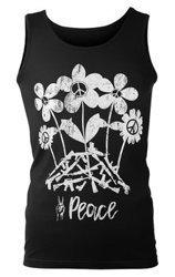 koszulka na ramiączkach PEACE