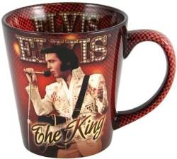kubek ELVIS PRESLEY - THE KING 12OZ