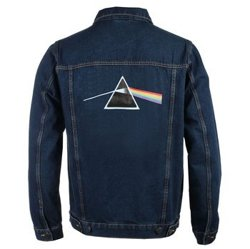 kurtka PINK FLOYD - DARK SIDE OF THE MOON DENIM JACKET