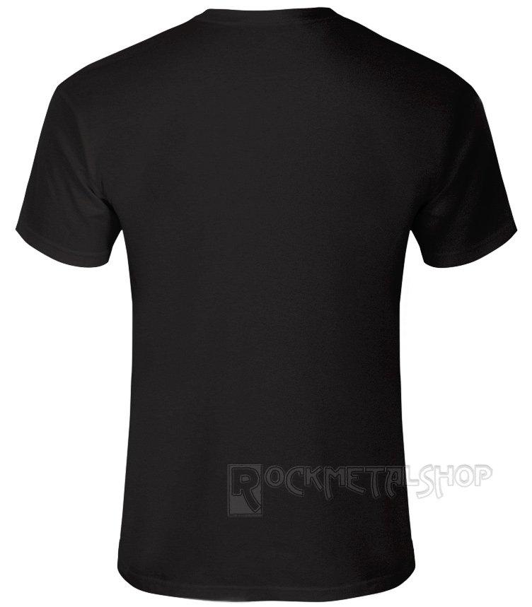 Iron Maiden Book of Souls Skull T-Shirt schwarz