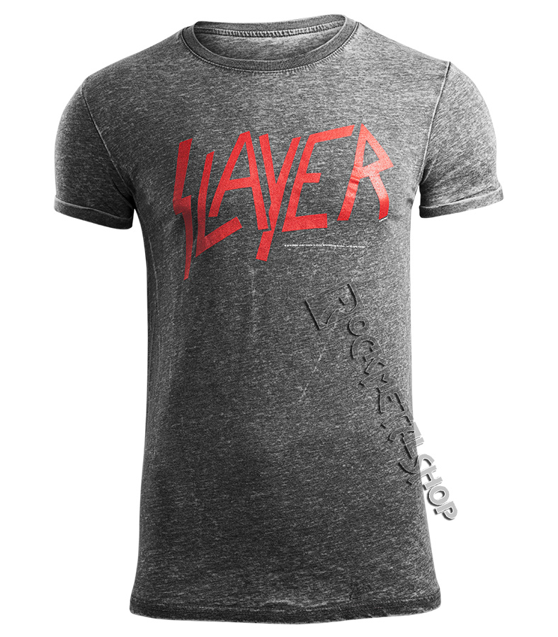 koszulka SLAYER CLASSIC LOGO | sklep MetalHead.pl