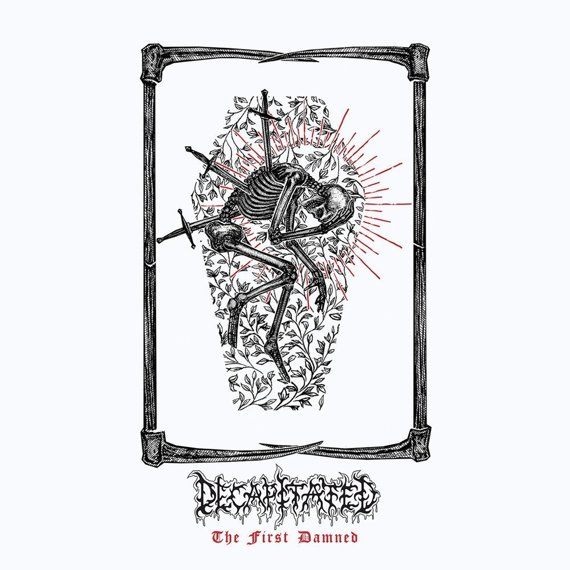 DECAPITATED: THE FIRST DAMNED (CD)
