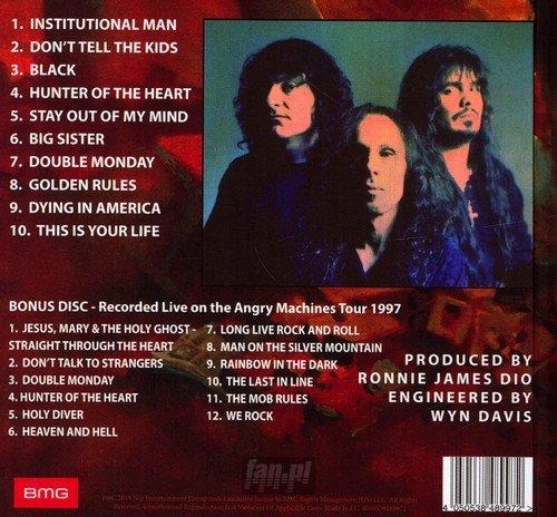 DIO: ANGRY MACHINES (2CD)