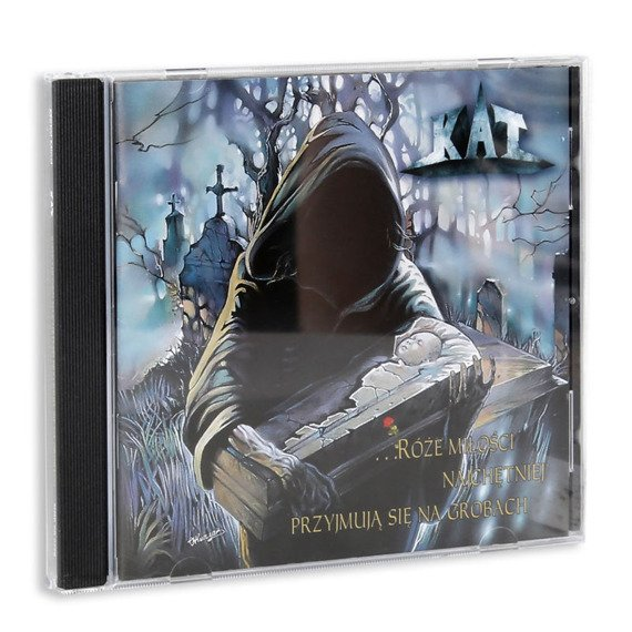 KAT: RÓŻE MIŁOŚCI NAJCHĘTNIEJ PRZYJMUJĄ SIĘ NA GROBACH (CD)