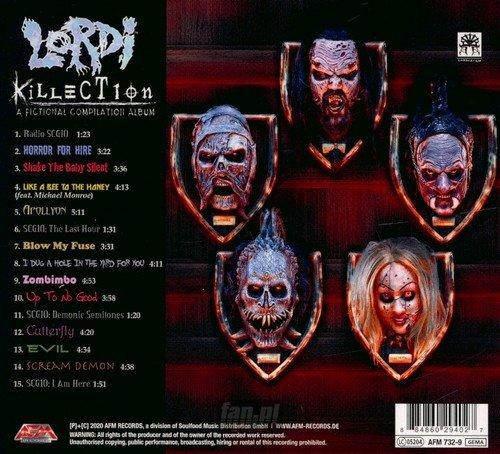 LORDI: KILLECTION (CD) DIGI
