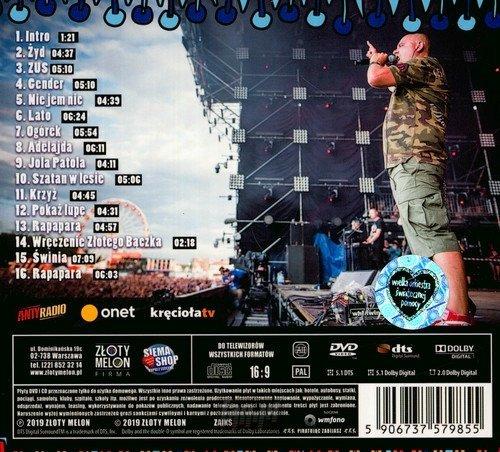 ŁYDKA GRUBASA: LIVE POL'AND'ROCK FESTIVAL 2019 (CD+DVD)
