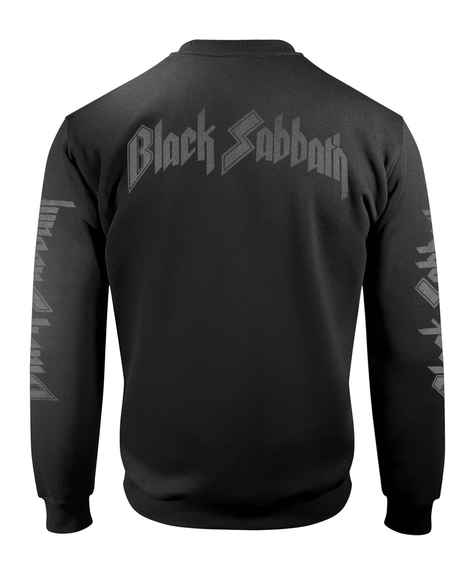 bluza BLACK SABBATH - THE END bez kaptura